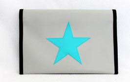Windelbag ★ silbergrau ★ smaragd Star