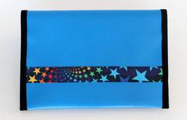 Gesundheitsheft-Hülle ★ blau ★ Stars