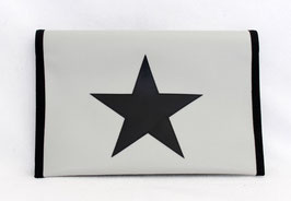 Windelbag ★ silbergrau ★ black Star