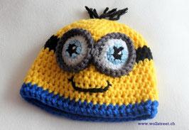 """Mütze """"Die Gelben""""  ★ Grösse S"""