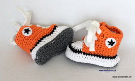 Baby Chucks Summer orange