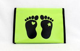 Windelbag ★ lemon ★ black Feet