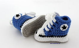 Baby Chucks skyblue