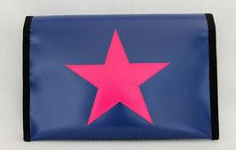 Windelbag ★ navy ★ pink Star