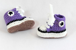 Baby Chucks Summer lila