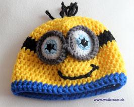 """Mütze """"Die Gelben"""" ★ Grösse M"""