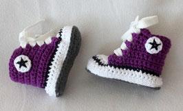 Baby Chucks Summer violett