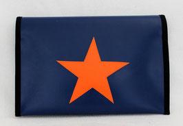 Windelbag ★ navy ★ orange Star