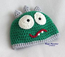 Hugo Monster ★ green-grey ★ L