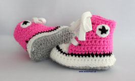 Baby Chucks CANDY-PINK