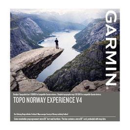 TOPO NORWEGEN V4 EXPERIENCE microSD-Speicherkarte