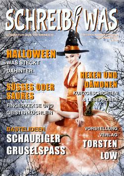 Schreib Was Sonderausgabe Halloween 2020