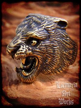 Tiger Ring(タイガーリング)/真鍮