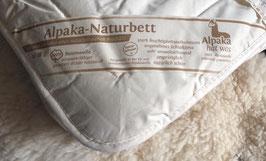 Alpaka-Steppdecke Light