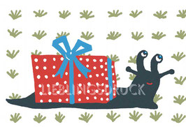 Verspätetes Geschenk