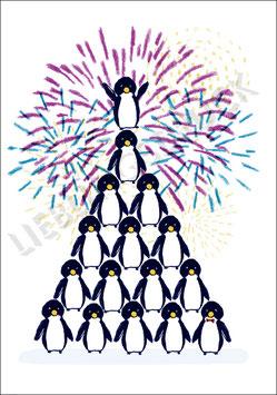 Pinguinpyramide