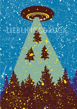 Ausserirdisch gute Weihnacht