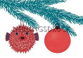 Kugelige Weihnachten