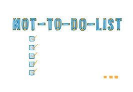 Not-To-Do_List