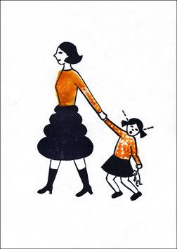 Change – Mutter mit Kind