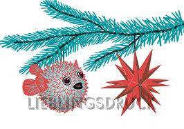 Spitzenmäßige Weihnachten