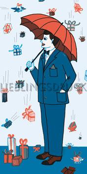 Geschenkeregen