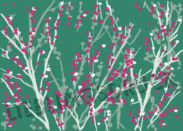 Zweige + Beeren