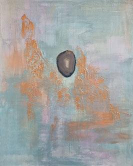 Gemälde mit Achat