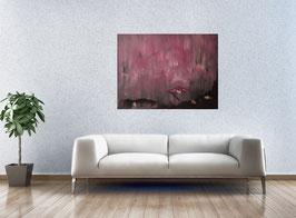 Gemälde mit Rosenquarz