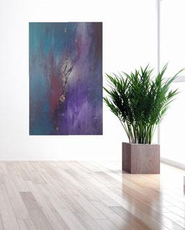 Gemälde mit Amethyst