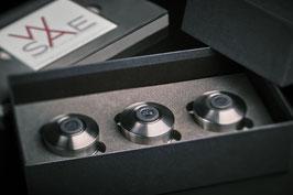 Wilson Audio Pedestral ab Lager lieferbar Standard und Small Durchmesser 5.7cm H3.25cm