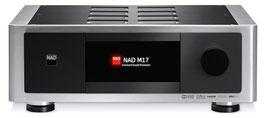 NAD M 17 high-end AV-Prozessor ab August 2020
