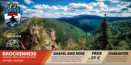 BUCHUNG BROCKENHEXE GRAVEL - 2-TAGE PAKET