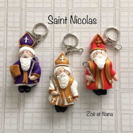 Saint Nicolas... Porte clé