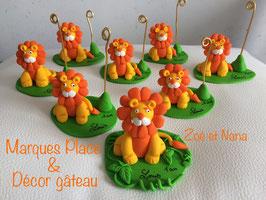 Marque place lion