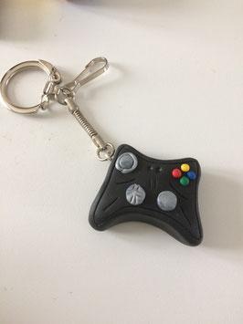 Porte clé, Manette de console de jeu, noir