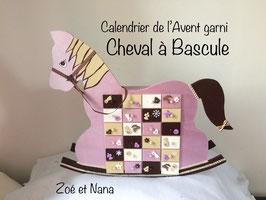 """Ticket de participation pour """"Cheval à Bascule"""""""