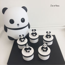 Bonbonnières Panda