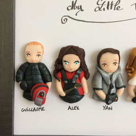 Personnage supplémentaire...  My Little Family