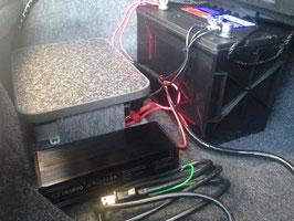 サブバッテリー用 外部充電器