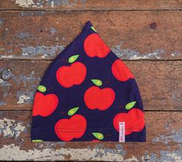 Jerseymütze Äpfel