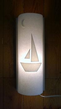 "Wandlampe ""Segelboot"""