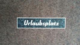 """Sitzkissen """"Urlaubsplatz"""""""