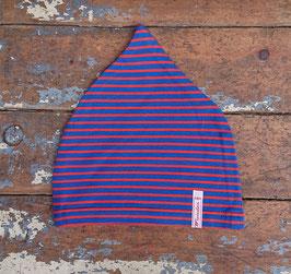 Jerseymütze blau-rot
