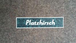 """Sitzkissen """"Platzhirsch"""""""