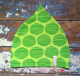 Jerseymütze grün