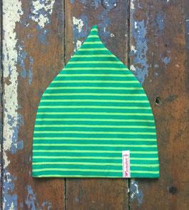 Jerseymütze grün-grün