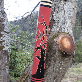 "Didgeridoo Wicker ""Call of Thunder"""