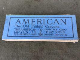 Pastelli a cera U.S. - ww2 (##)