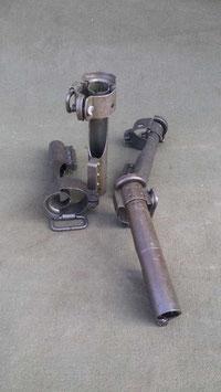 Fascetta attacco porta baionetta  (##)